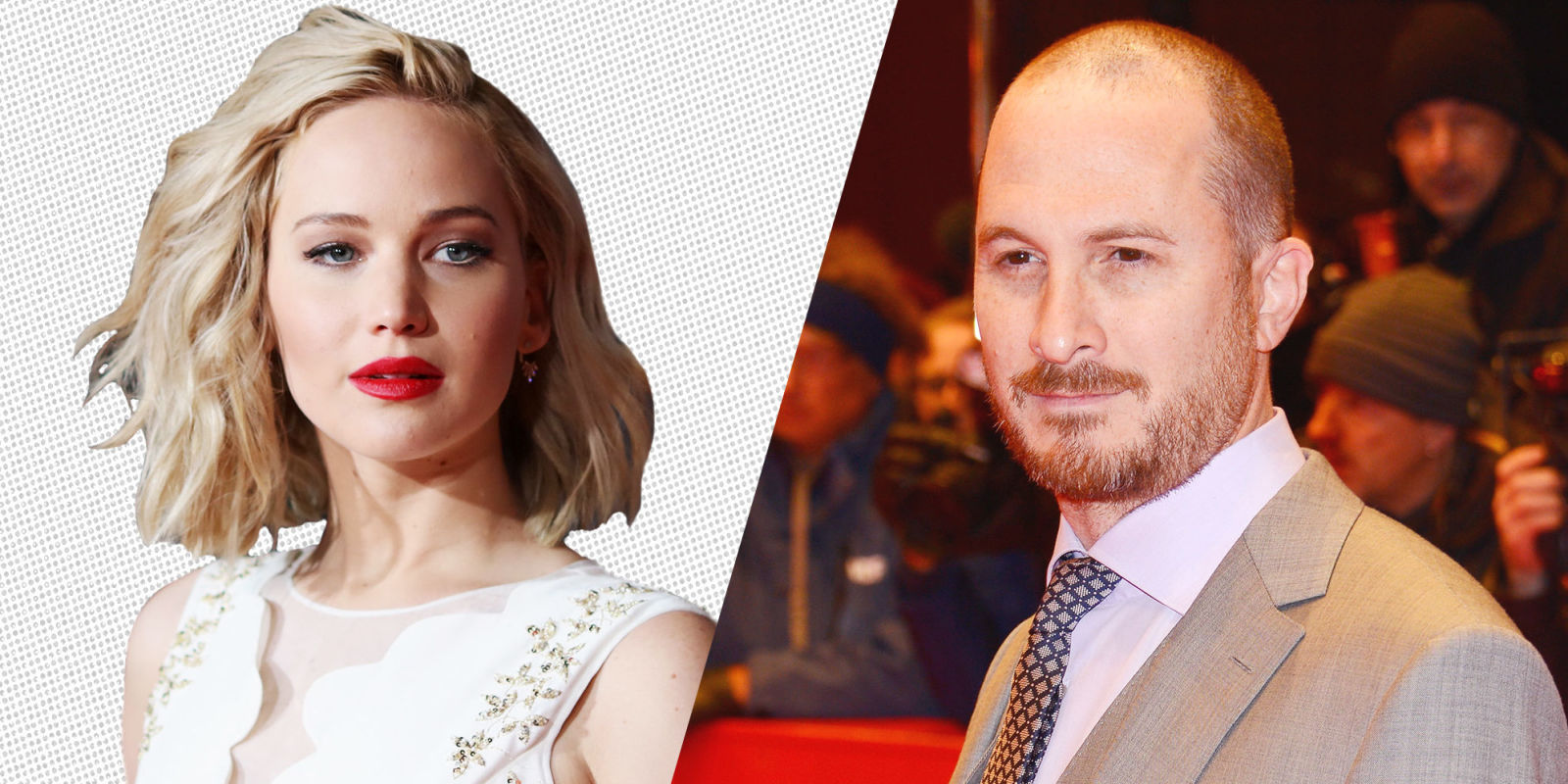 Jennifer Lawrence on Dating Darren Aronofsky - Jennifer Lawrence on Her New  Boyfriend.