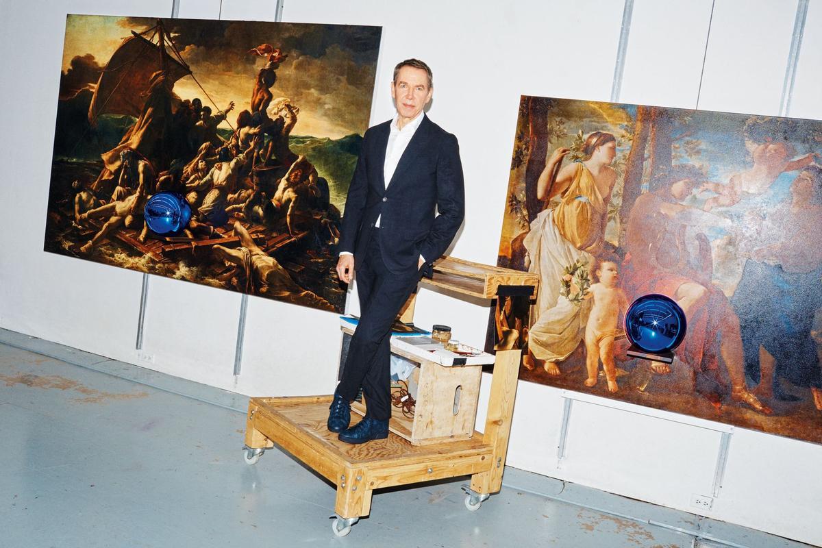 86cbdd893d22 Jeff Koons réinterprète des toiles de grands maîtres pour Louis Vuitton  https   t.co x6H3HtT9K5