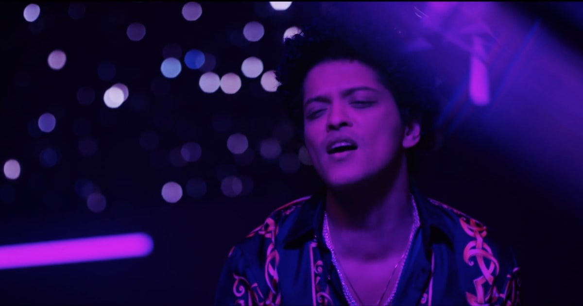 Zendaya Stars in Bruno Mars' New Video