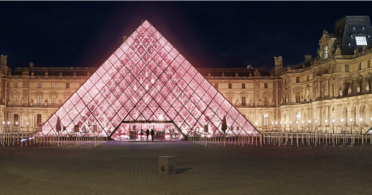 Airbnb, Louvre Museum, Stay | Baaz