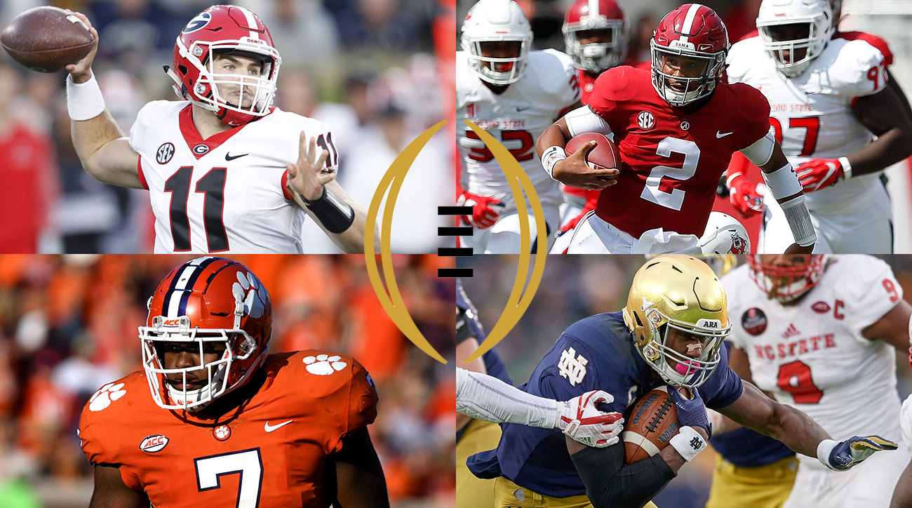 When are the College Football Playoff rankings announced A look at the important release dates and new members on this years CFP committee