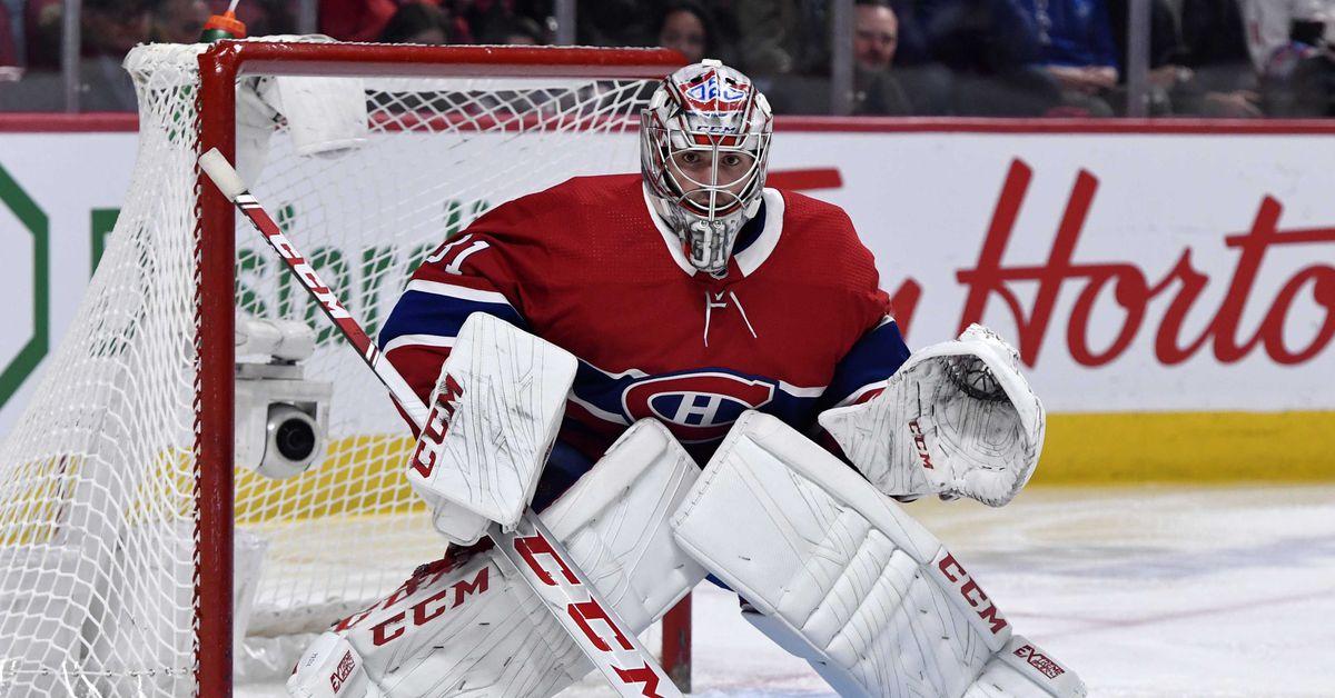 Canadiens, Carey Price, Performance | Baaz