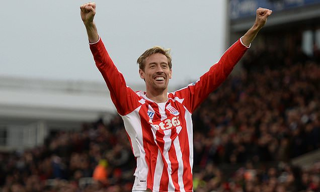 Peter Crouch, Football, Retirement | Baaz
