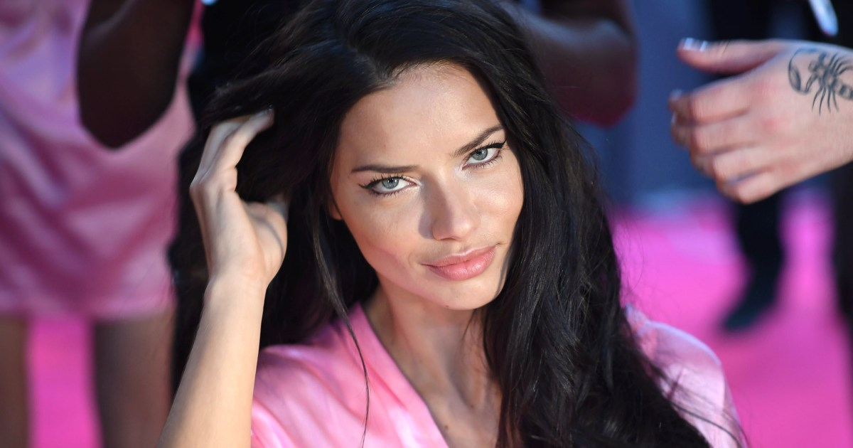 0b68817d533 Adriana Lima Will Not Take Off Her Clothes Anymore for an  Empty Cause .  Supermodel ...
