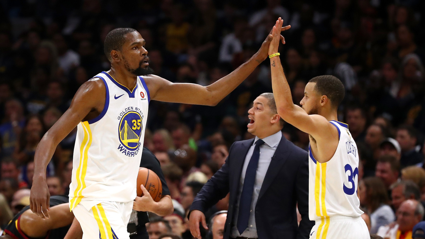 8cd67b00ba5b The Golden State Warriors sweep to their third NBA title in four seasons  and LeBron James suffers a blowout in what could be his last game with the  ...