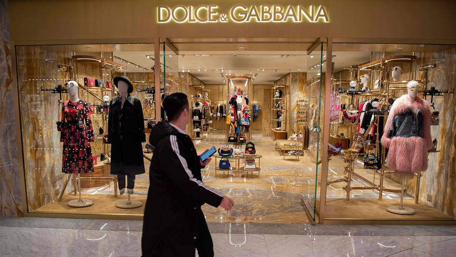 Marketwatch Discover. Some of China s biggest online retailers have pulled  Dolce   Gabbana ... d9678d58457fb
