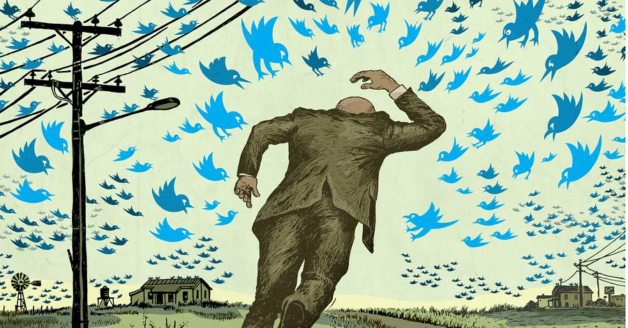 Kevin Williamson, Twitter Mob, Atlantic | Baaz