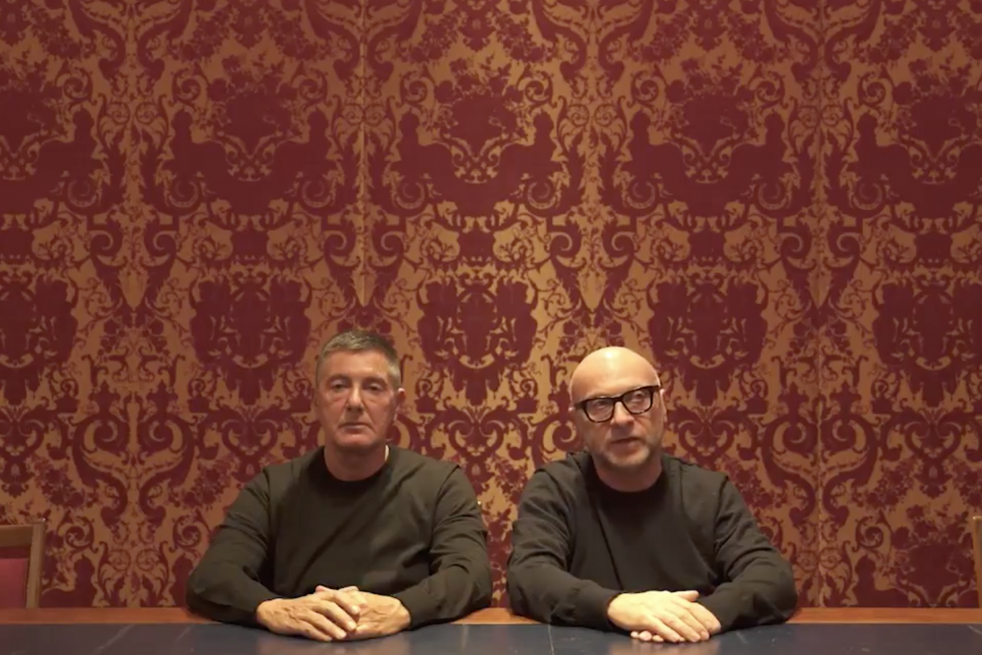 Dolce   Gabbana founders apologise  to Chinese people everywhere  after  chopsticks racism row  861b0da7fb448