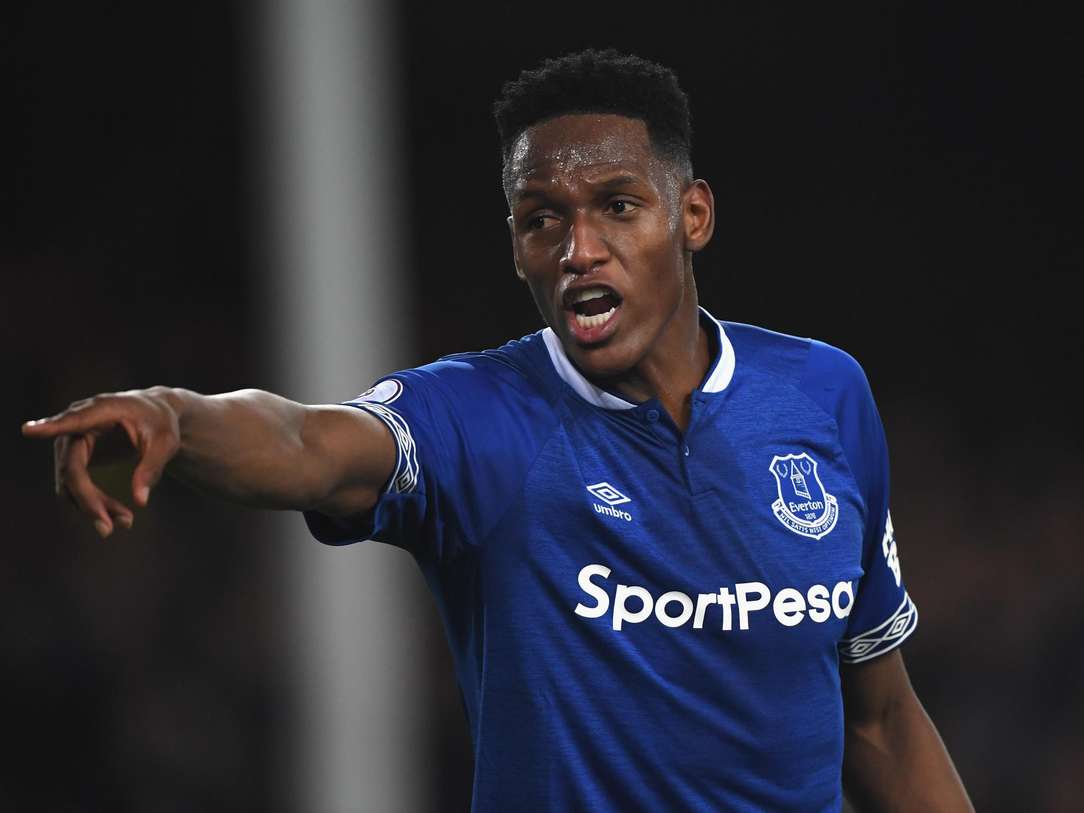 online store 06f4c 4dcee Yerry Mina, Charged, Misconduct | Baaz