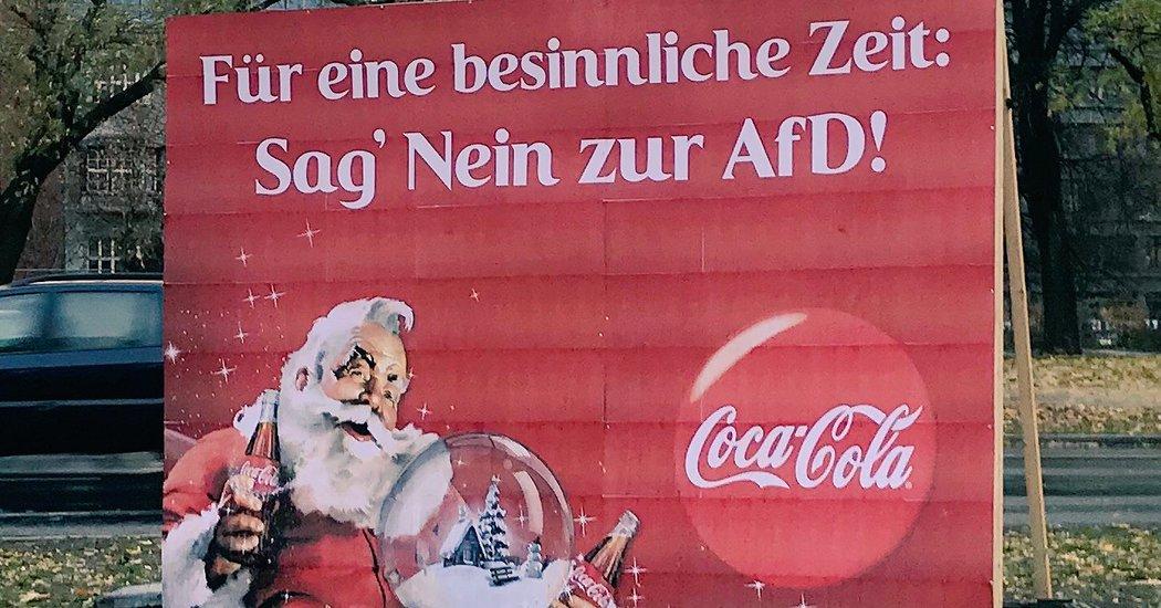 Coca-Cola, Far-Right, Activists | Baaz