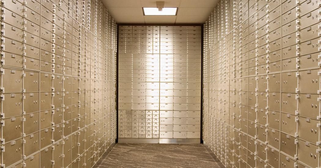 Safe Deposits, Boxes, Wells Fargo | Baaz