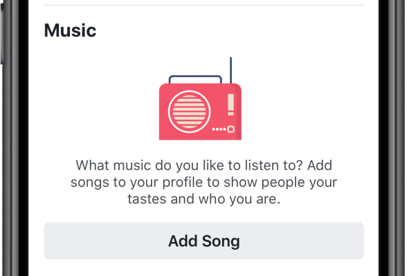 Facebook, Music, App | Baaz