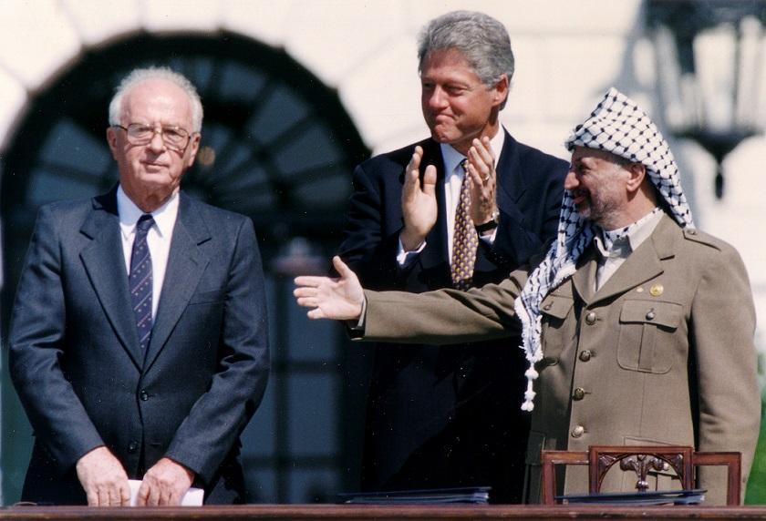 Oslo Palestinians Rights Israel Baaz